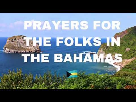 HELLO EVERYONE I'M PRAYING FOR BAHAMAS PEOPLE 🙏🏾