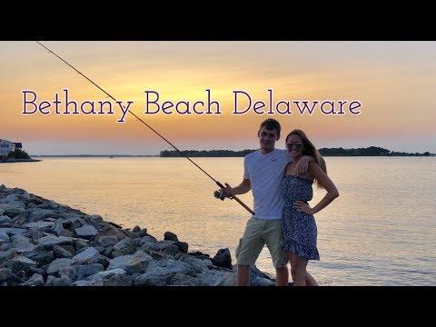 Rehoboth And Bethany Beach Delaware Vacation