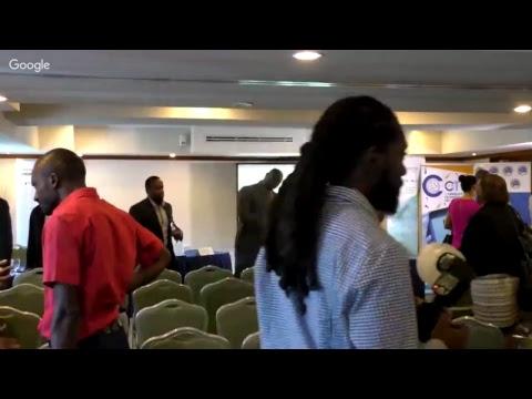 The Caribbean Tech Entrepreneurship Programme - Closing Ceremony