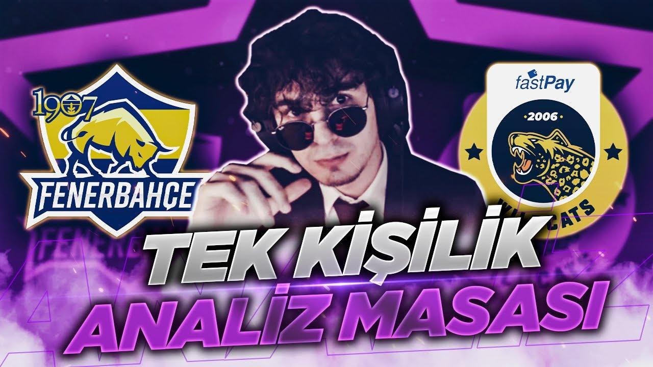 Fenerbahçe (FB) vs fastPay Wildcats (IW) FİNAL MAÇININ EN DERİN ANALİZİ, BOŞ DURMAYAN ŞAMPİYON OLDU!