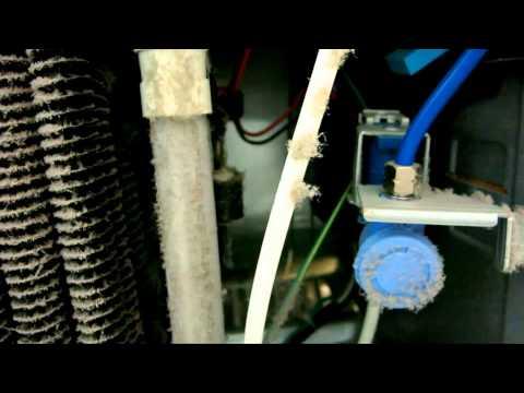 Samsung Fridge Refrigerator Rf217 Water Under Drawer Cr