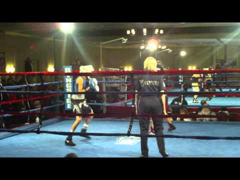 2011 national silver gloves- Jose Borges vs Hector Tanajara pt 1