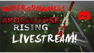 [ROBLOX] Apocalypse Rising Friday fun! happy Friday