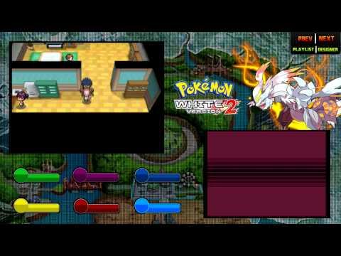 Pokemon White 2 - Part 1 - Aspertia City