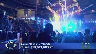 Penn State's THON Raises $10M