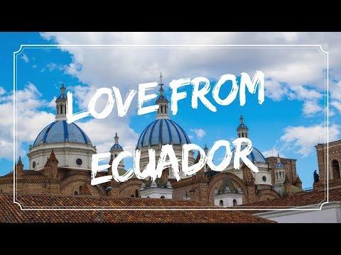 Traveling Through Ecuador!