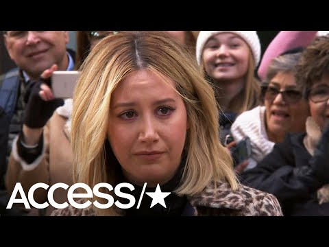 Ashley Tisdale Breaks Down In Tears As She Reveals The Response To Her Song 'Voices In My Head' Mp3