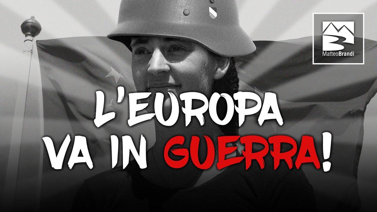 L'EUROPA VA IN GUERRA! - L'esercito europeo contro la Turchia
