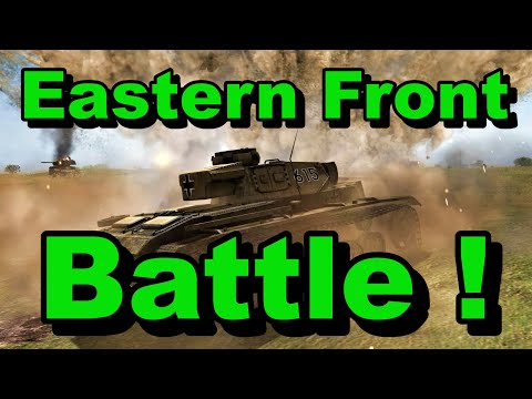 Gates of Hell  Eastern Front Battle Cinematic |
