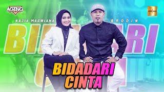 Download lagu Nazia Marwiana Ft Brodin Ageng Bidadari Cinta Live MP3