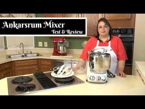 Ankarsrum Stand Mixer Review ~ AKA Electrolux, DLX, Magic Mill, Assistent ~ Amy Learns to Cook