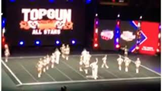 Top gun cheer