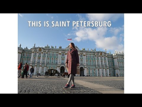 This is Saint Petersburg | VLOG
