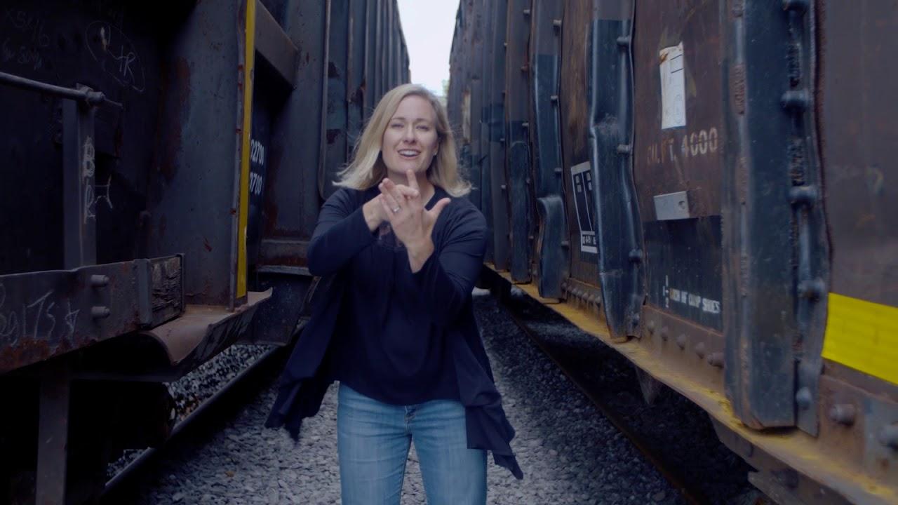 Brandon Heath - A Little Faith (Official American Sign Language Interpretation Video)