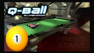 Lets Play Q-Ball Billiards Master [1] (Breaking Point)