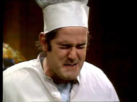 Monty Python  Pythons on John Cleese