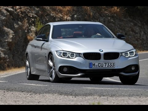 2014 BMW 4 Series (428i) Start Up and Review 2.0 L Inline Turbo 4-Cylinder