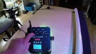 Lightmaxx Flat PAR 5x5 W Quad RGBW LED