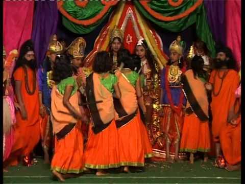 RAAMA PATTABHISHEKA Part-3 : NAMMA VANASHREE VASTHI VIDYALAYA, Varadahalli Road, Sagar thumbnail