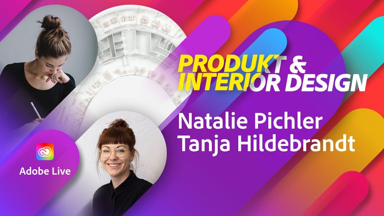 Produktdesign mit Natalie Pichler  Adobe Live