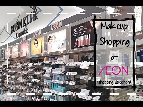 Drugstore Makeup Shopping Trip @ AEON Mall (bsd)/  Belanja Makeup & Kosmetik Lokal Indonesia Lengkap