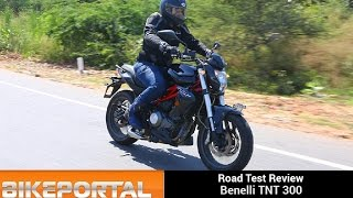 Benelli TNT 300 Test Ride Review - Bikeportal