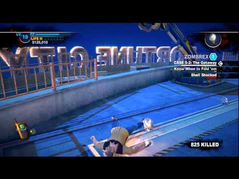 Dead Rising 2 How to Defeat TK (Helicopter)