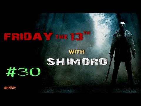 Пятница, 13-е - SHIMORO (Я МАНЬЯК-УБИЙЦА!)
