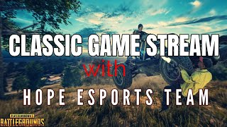 Classic game rush with HOPE Esports Clan(LZ GAMING)