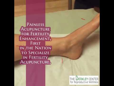 Painless Acupuncture for Fertility Enhancement.  First in the Nation to Specialize in Fertility Acu…