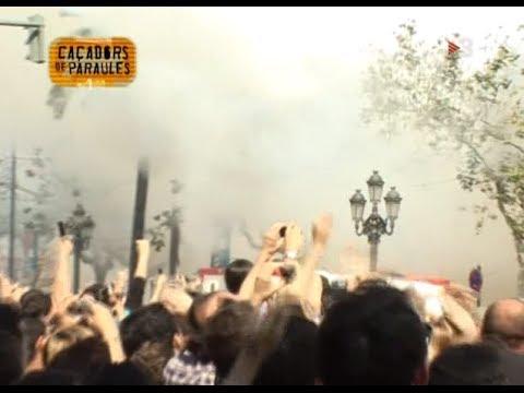 València en Falles - Caçadors de paraules (TV3)