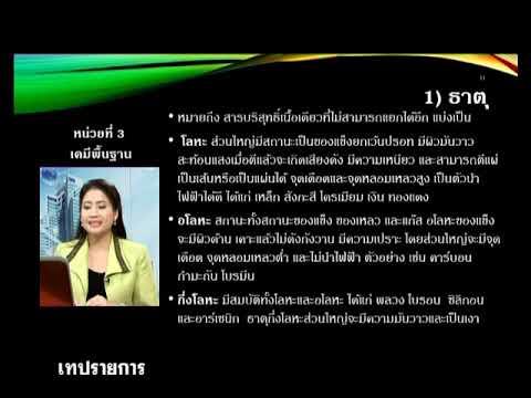 ◣ สอนเสริม ◢ 99201 วิทยาศาสตร์สำหรับเทคโนโลยีสารสนเทศและการสื่อสาร ครั้งที่ 2-1 ภาค 2/58