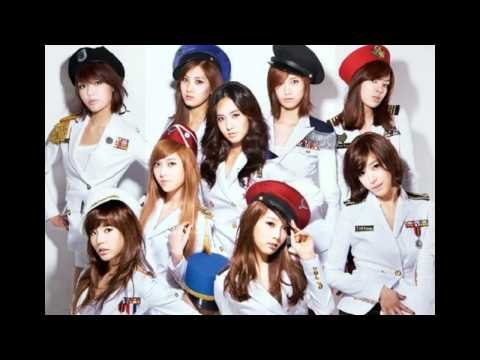 SNSD - Tell Me Your Wish (Genie)  Bass Boosted