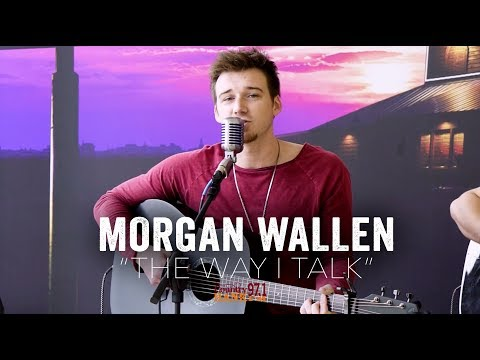 The Way I Talk - Morgan Wallen (Acoustic)