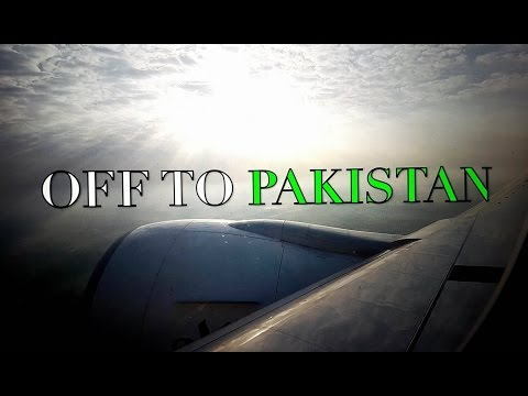 Pakistan Travel Vlog 1 |