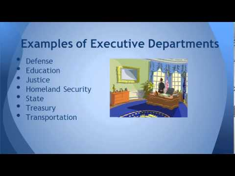 Executive Agencies