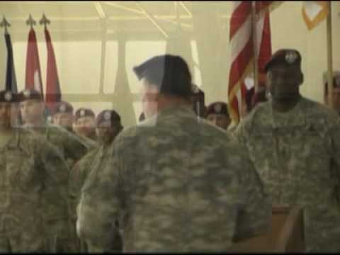 18th Airborne Corps Headquarters returns from Iraq