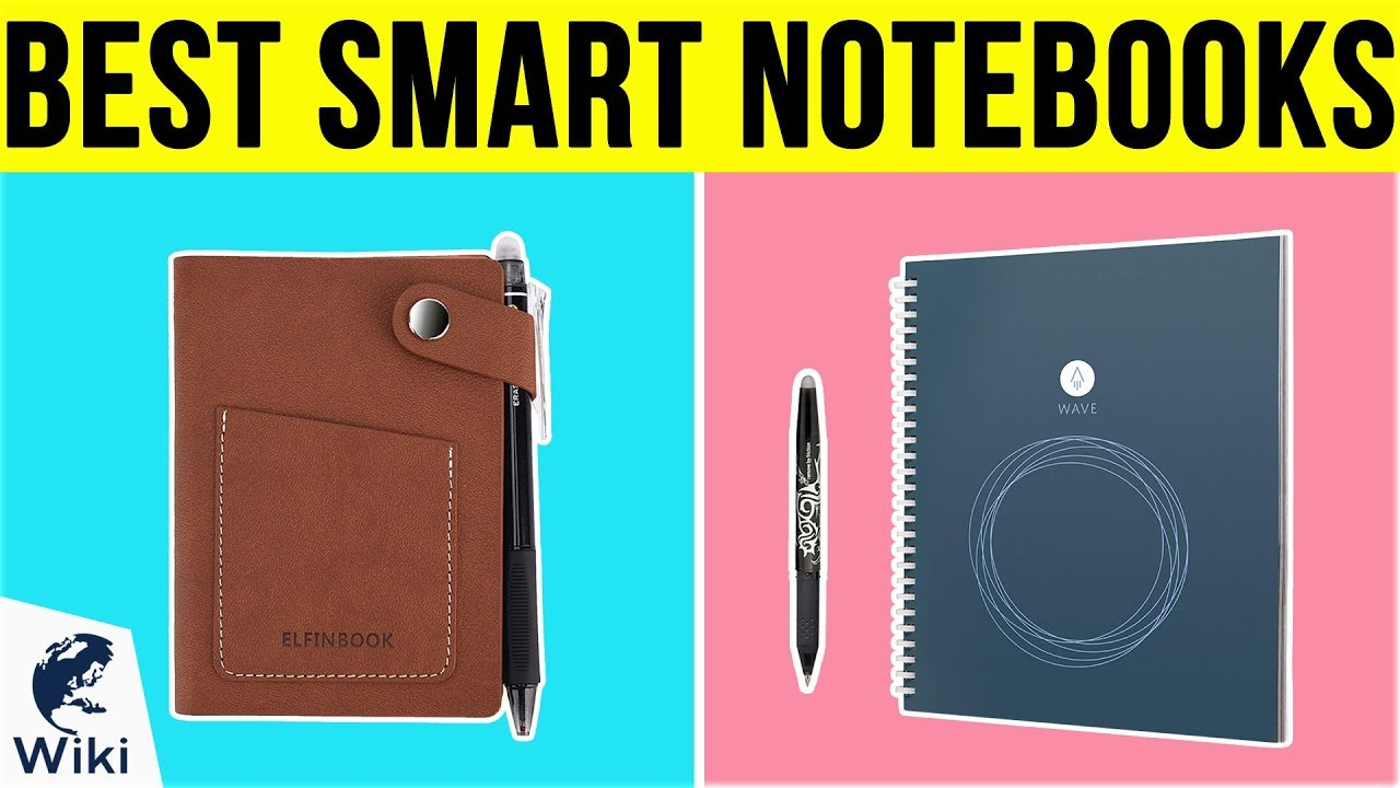 Top 9 Smart Notebooks of 2019 | Video Review