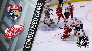 12/11/17 Condensed Game: Panthers @ Red Wings