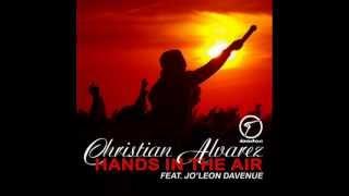 Christian Alvarez Hands In The Air Feat Jo Leon Davenue The Good Guys Remix