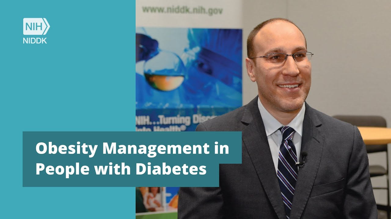 Obesity Management in People With Diabetes