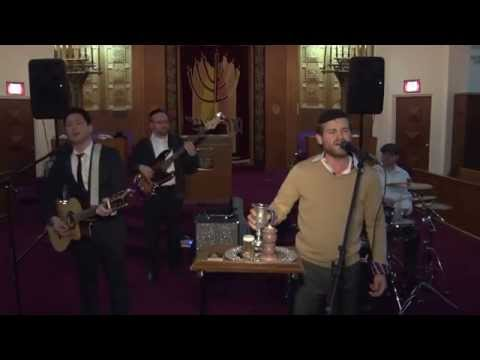 Shabbos Project Havdalla Experience at Kingsway Jewish Center with Eli Levin and Eli Beer
