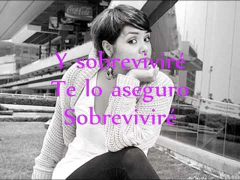 *Sobrevivire* Yuridia     Versión acustica