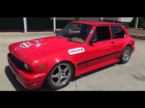 1986 Yugo AWD Twin V8's Goodguy's Indy 2014