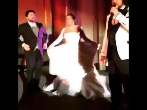 Свадьба Анны Нетребко пела и плясала