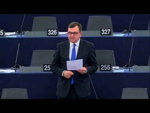 Petr Ježek 18 Apr 2018 plenary speech on money laundering or terrorist financing