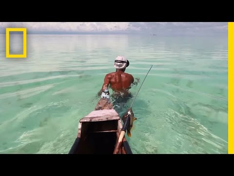 Dive With Malaysia's Master Fishermen | National Geographic