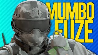 MUMBO FUZE AND THE KASUAL KANGZ | Rainbow Six Siege Road to SI Event