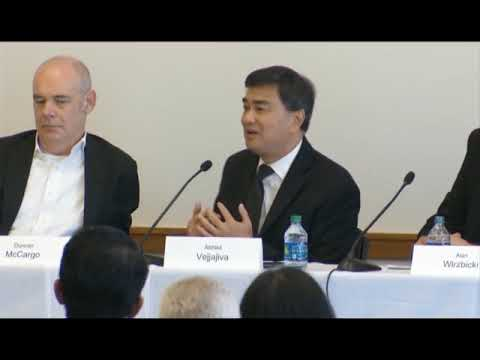 Understanding Populist Plutocracy : Thaksin in Thailand by Abhisit Vejjajiva