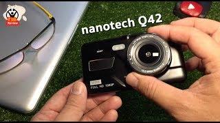 กล้องติดรถยนต์ nanotech Q42 : รีวิวทดสอบby T3B